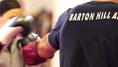 Barton hill boxing club