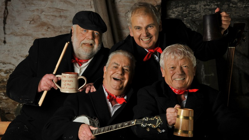 Wurzels at The Stable