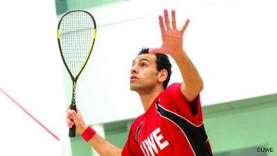 World number one squash player