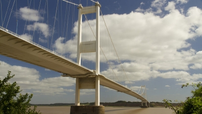 River Severn bridge