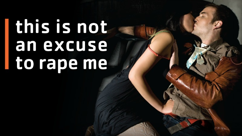 Not an excuse rape campaign launched